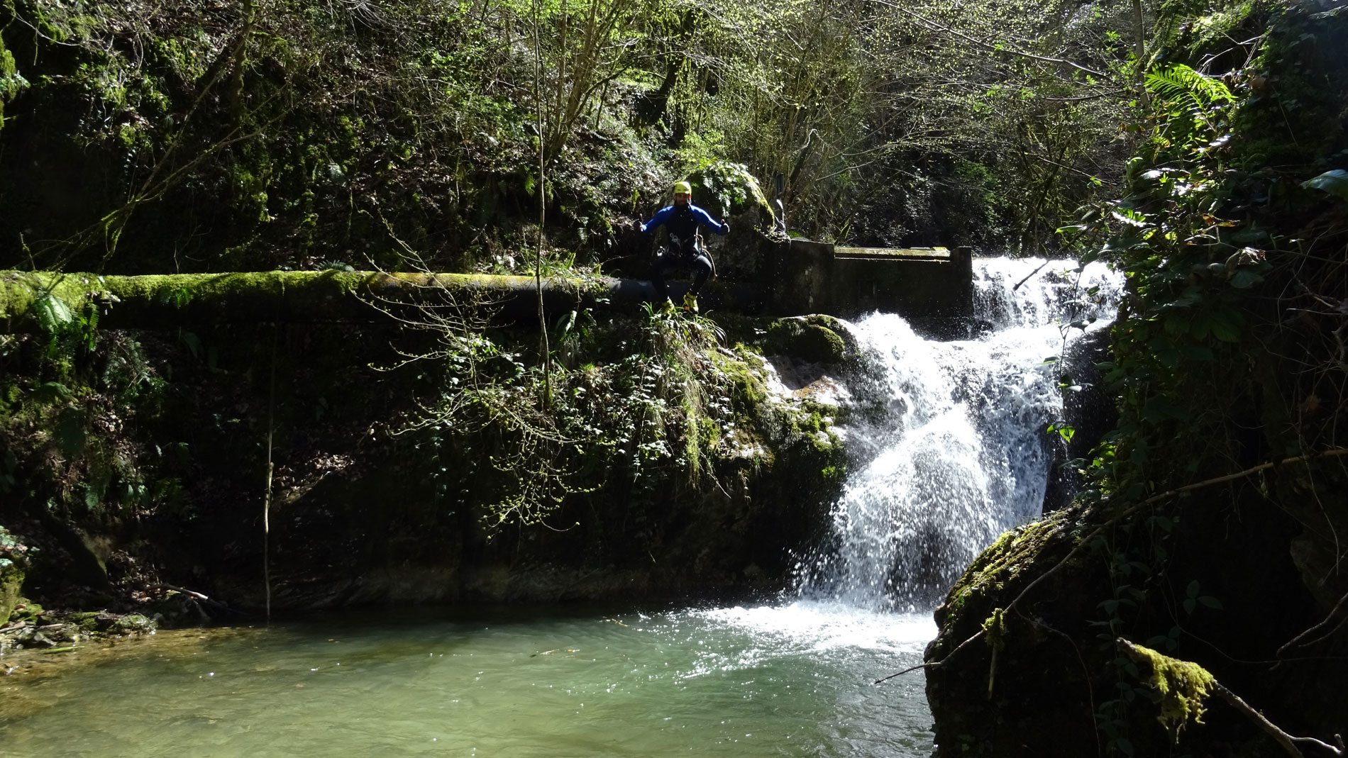 canyoning-versoud-vercors-famille-3