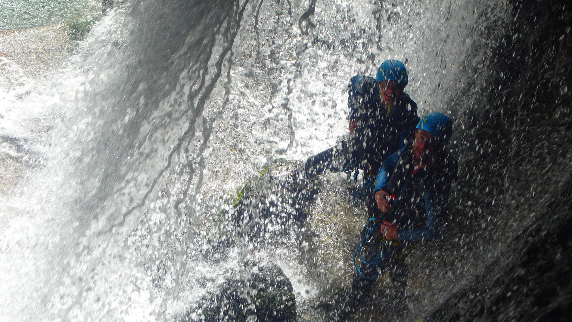 canyoning-furon-partie-basse-vercors-decouverte-5