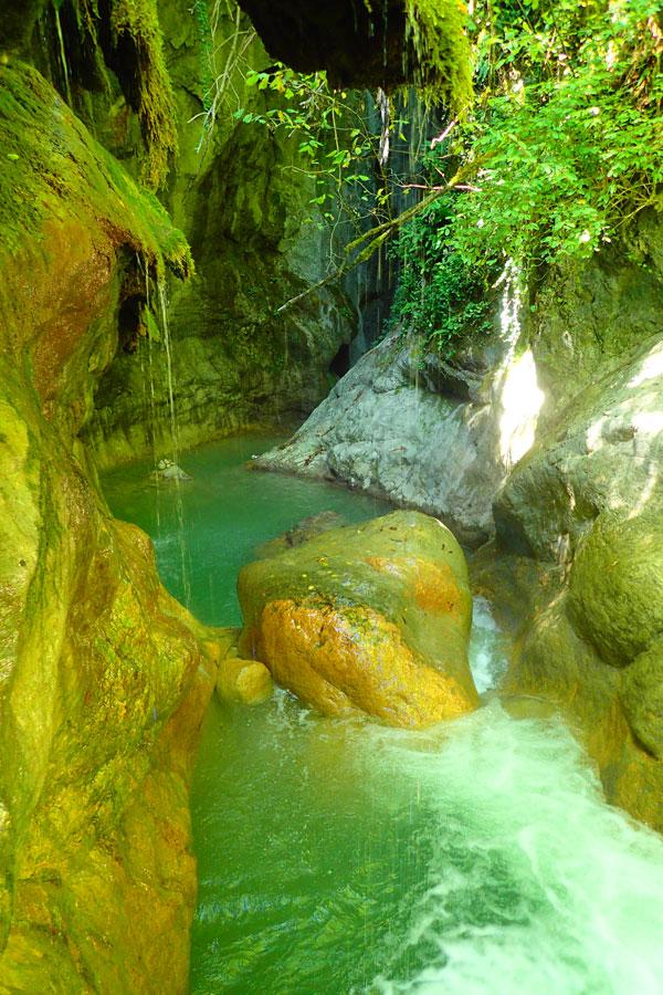 canyoning-evasion-infernet-aventure-entree-du-canyon