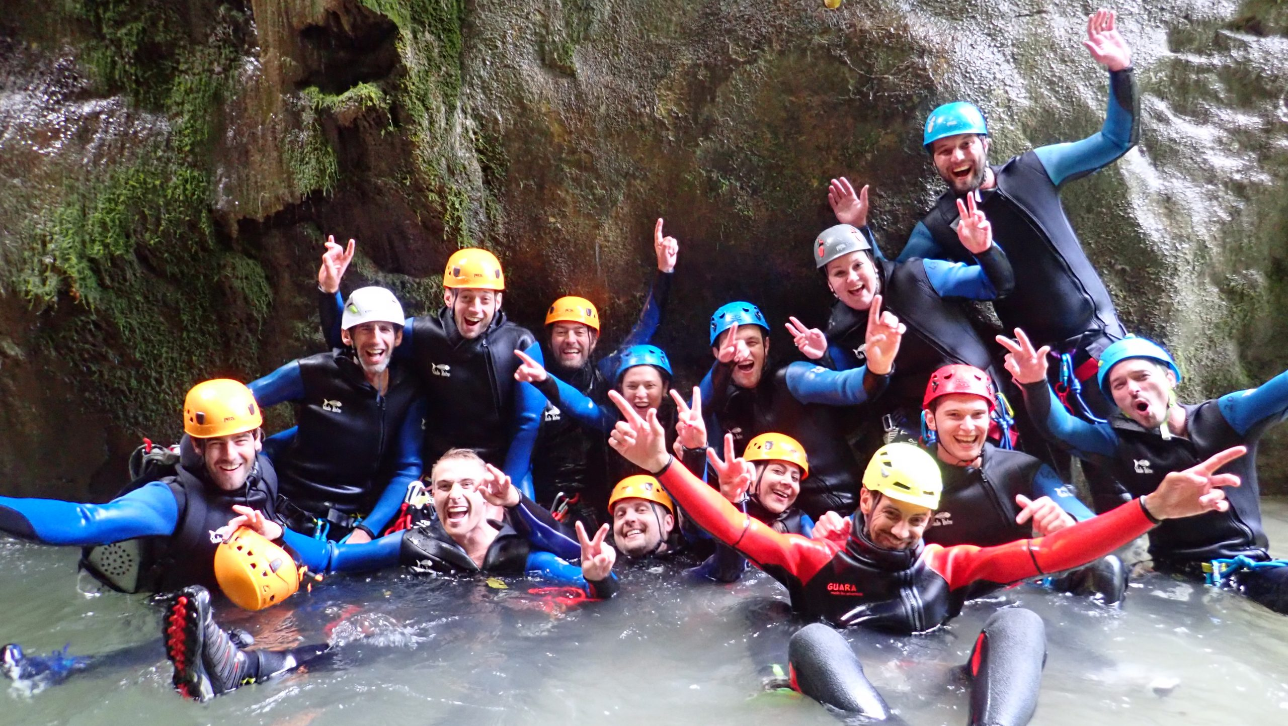 You are currently viewing Saison Canyoning 2019