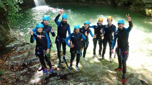 Read more about the article Saison Canyoning 2020